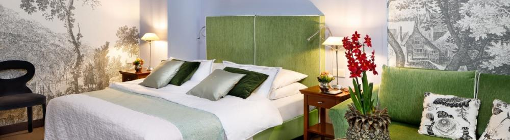 Enjoy the luxury of our rooms